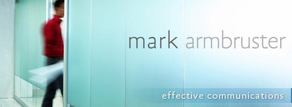 Mark Armbruster Logo header