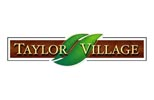 Taylor Village identity view 2