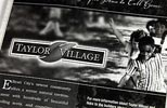 Taylor Village identity view 4
