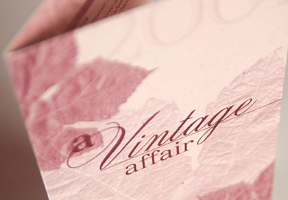 A Vintage Affair identity view 1