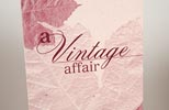 A Vintage Affair identity view 4
