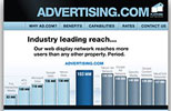 Advertising.com Education Category Microsite view 3