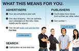 Advertising.com Education Category Microsite view 4